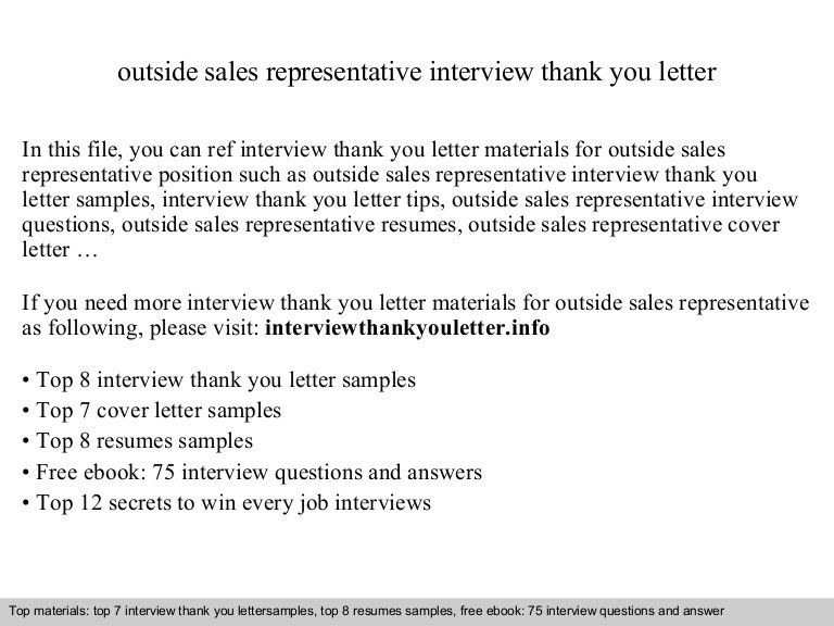 cover letter for sales position