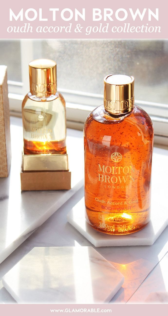 Rare Oil Valued Higher Than Gold is the Star of This Molton Brown Collection – Mesmerizing Oud Accord & Gold