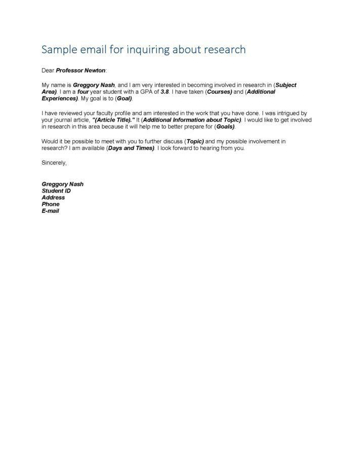 Purchase Inquiry Letter Write An Inquiry To Ask For More - inquiry letter