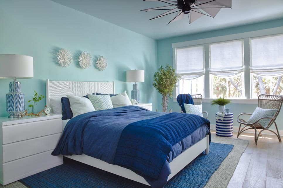 See how the Simply Blissful Color Collection comes to life at #HGTVDreamHome 2020. Sponsored by HGTV HOME® by Sherwin-Williams.