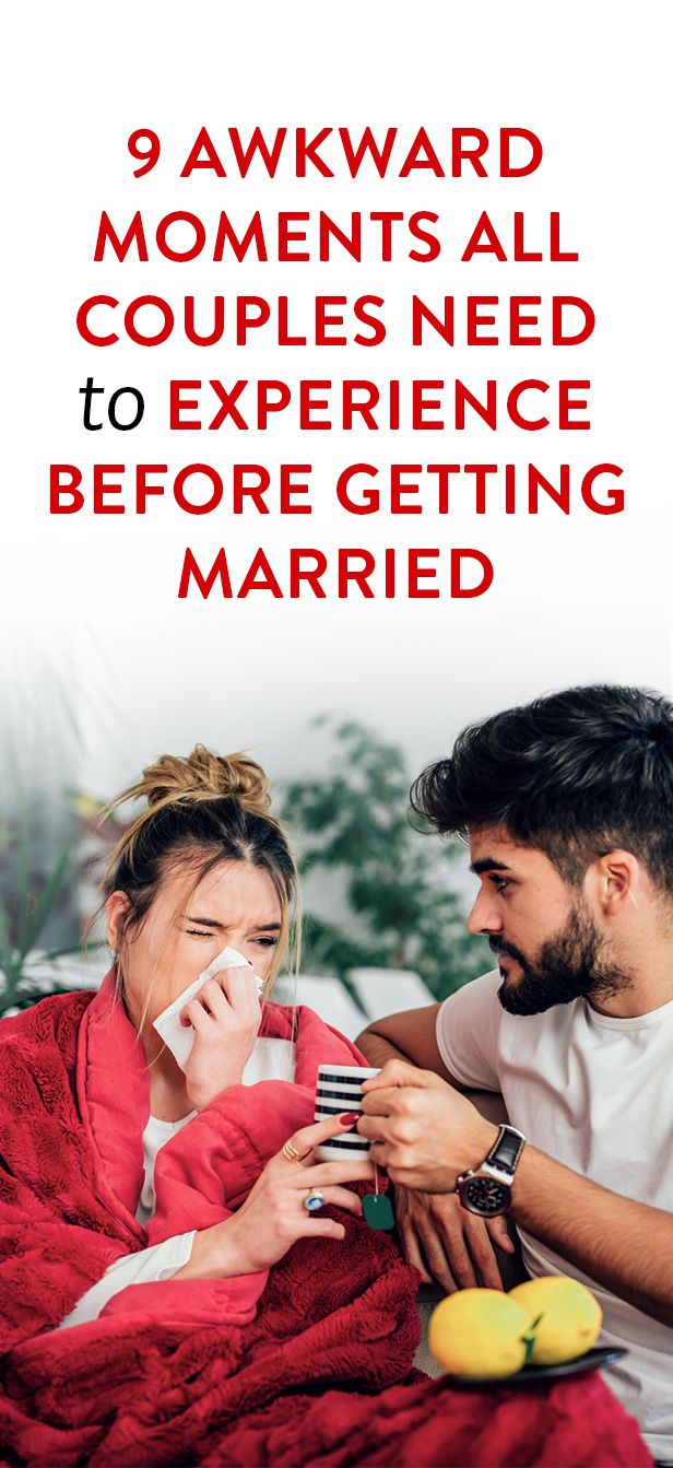 9 Awkward Moments All Couples Need To Experience Before Getting Married