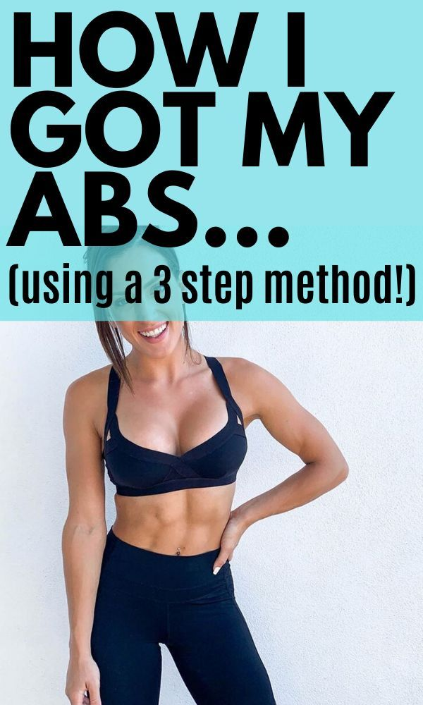 Workout plan to burn belly fat