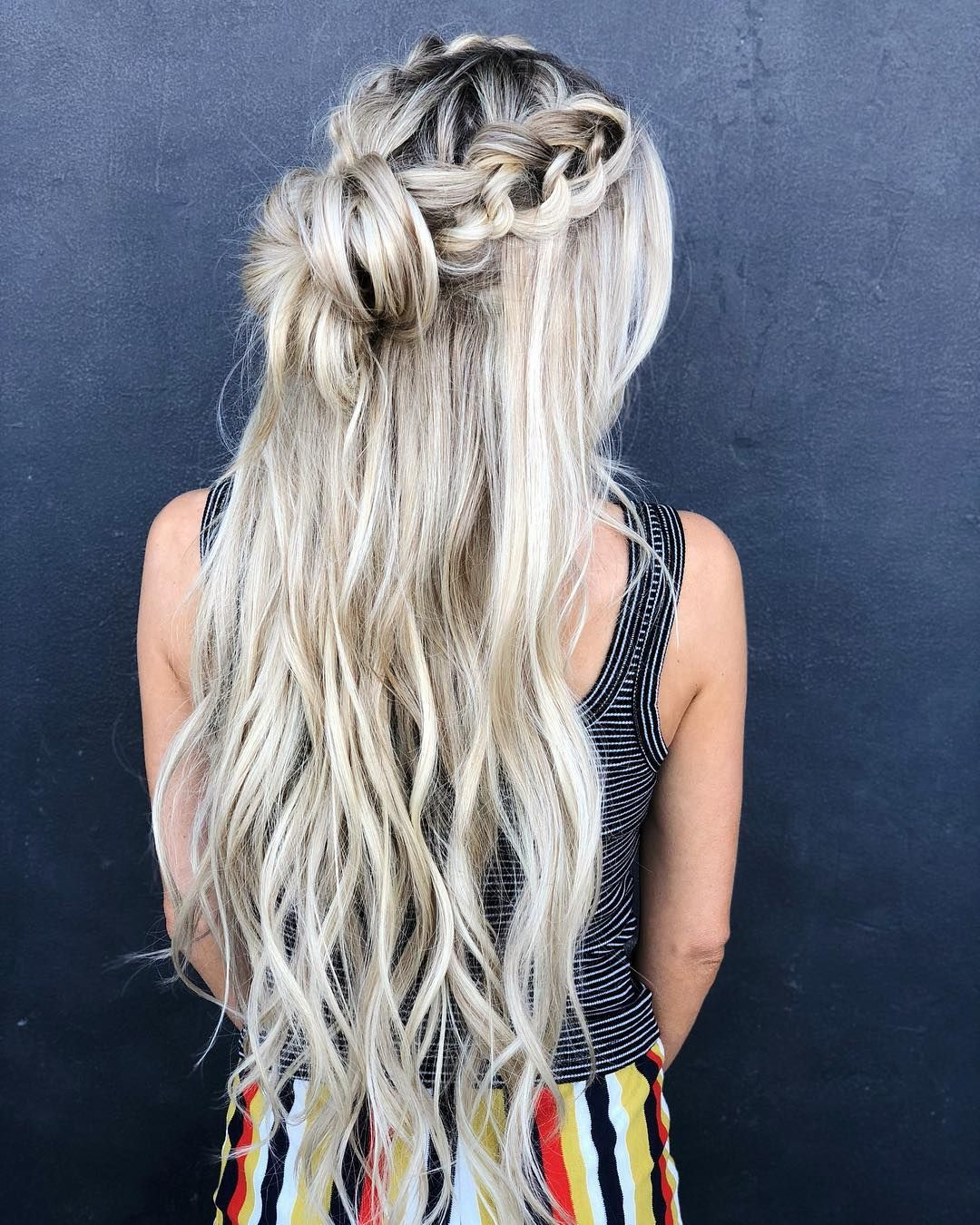 """when summer is just around the corner &gt;&gt; ☀️☀️☀️ color by @hairby_chrissy // braid by ✋on Kayla Oberg<p><a href=""""http://www.homeinteriordesign.org/2018/02/short-guide-to-interior-decoration.html"""">Short guide to interior decoration</a></p>"""
