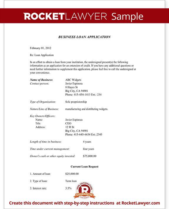 Sample Loan Application Loan Application Templates 6 Free Sample - loan request form