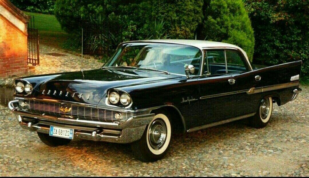 1958 Chrysler Saratoga Hardtop Chrysler saratoga, Cool