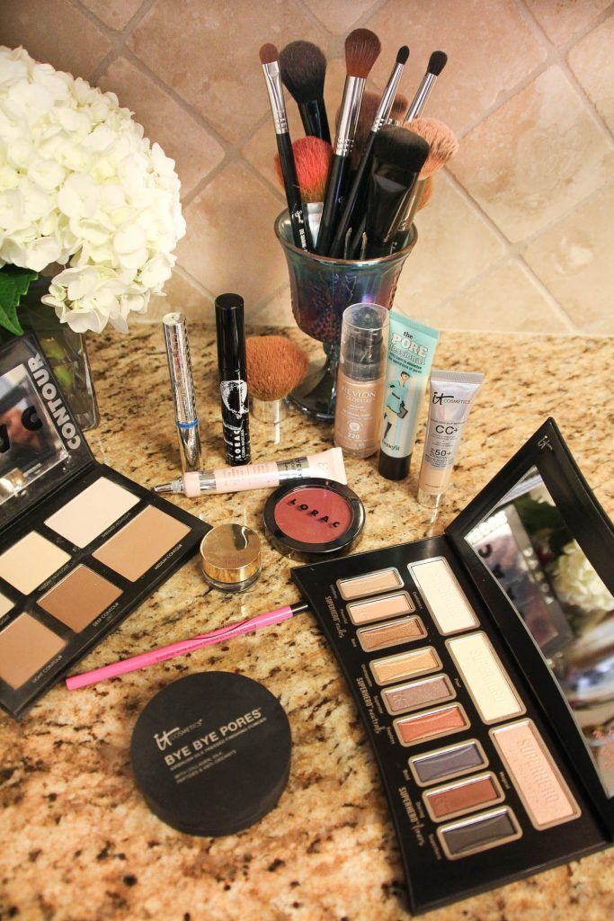 An easy makeup routine for busy mornings before work.