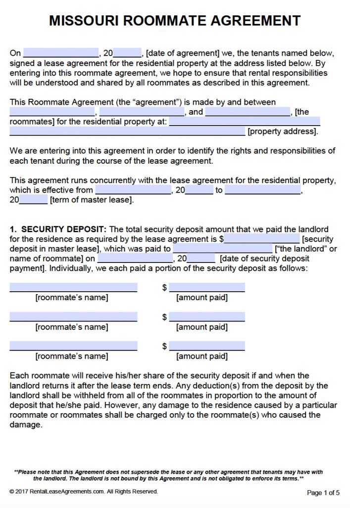 Lease Document Template Lease Agreement Template Free Word - master lease agreement