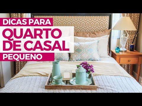 17 DICAS para Quarto de Casal Pequeno   SIMPLICHIQUE - YouTube