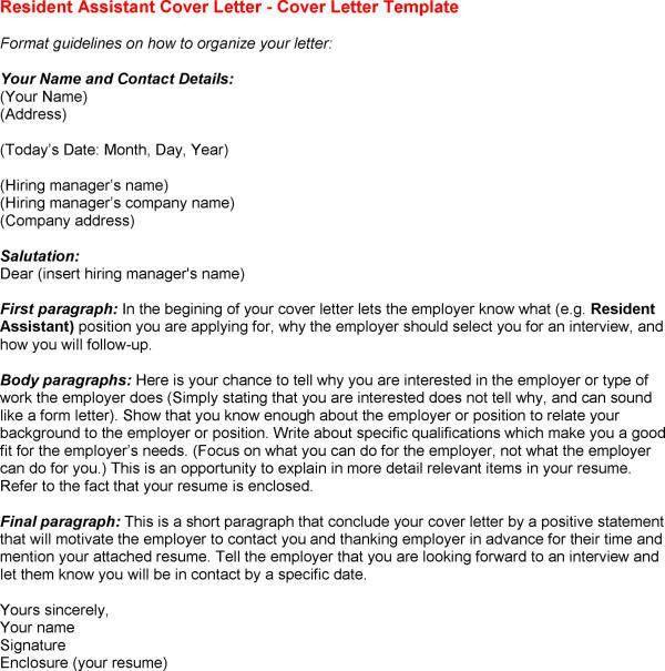 Resident Assistant On Resume Resident Assistant Essay Resume For  Resident Assistant Essay Resume For Resident Assistant Resume For