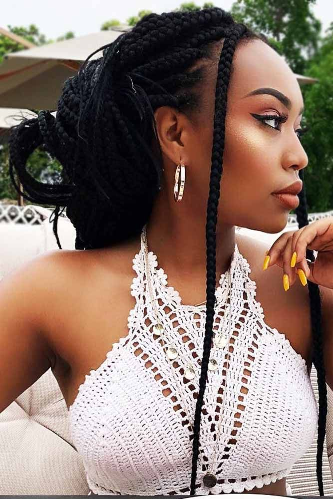 "Goddess Box Braids <a class=""pintag"" href=""/explore/braids/"" title=""#braids explore Pinterest"">#braids</a> <a class=""pintag"" href=""/explore/updo/"" title=""#updo explore Pinterest"">#updo</a> ★ Box braids are not just a protective hairstyle; they're a sexy finish to your natural look! See how to pull it off today: large and small crochet with accessories, long jumbo hairstyles, and short to medium bob ideas are here! ★ See more: <a href=""https://glaminati.com/box-braids/"" rel=""nofollow"" target=""_blank"">glaminati.com/…</a> <a class=""pintag"" href=""/explore/glaminati/"" title=""#glaminati explore Pinterest"">#glaminati</a> <a class=""pintag"" href=""/explore/lifestyle/"" title=""#lifestyle explore Pinterest"">#lifestyle</a> <a class=""pintag"" href=""/explore/hairstyles/"" title=""#hairstyles explore Pinterest"">#hairstyles</a><p><a href=""http://www.homeinteriordesign.org/2018/02/short-guide-to-interior-decoration.html"">Short guide to interior decoration</a></p>"