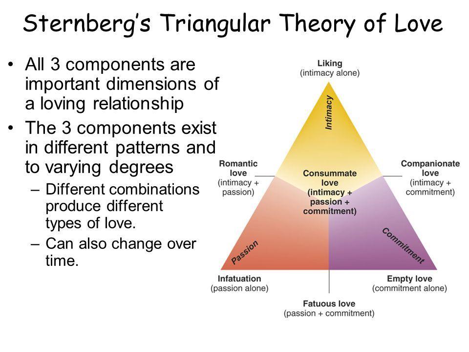Sternberg robert of triangular theory the love Sternberg Theory