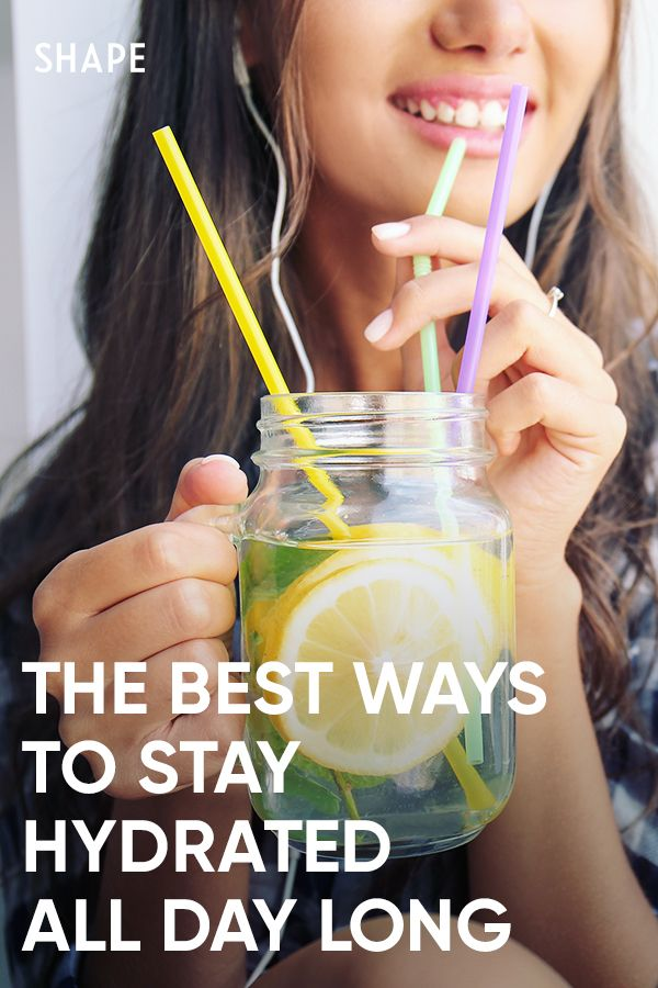 How to Stay Hydrated Without Chugging a Bottle of Water