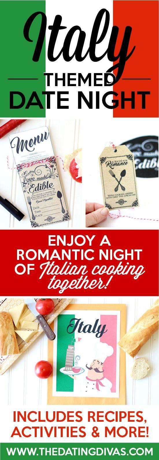Italy Date Night - The Dating Divas