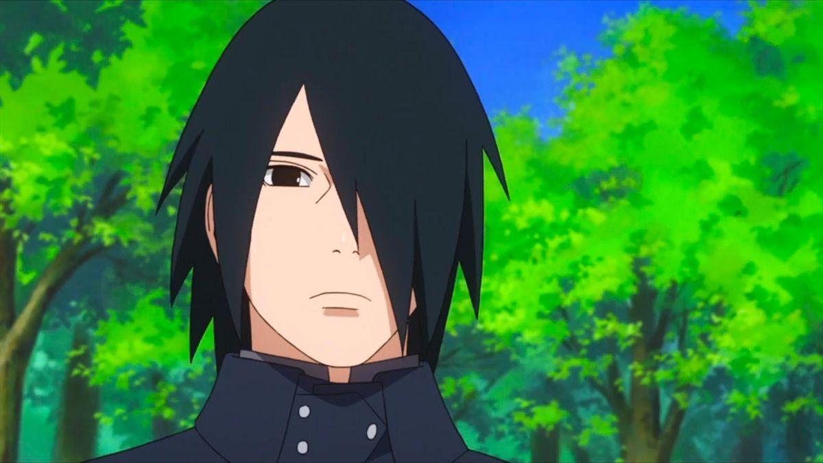 Sasuke's new Kekkei Genkai