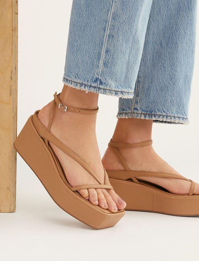 Jeffrey Campbell Polly Flatform Sandals