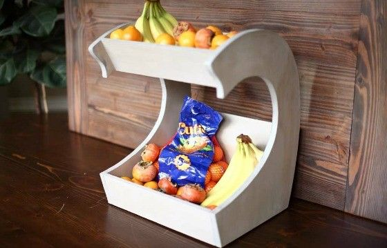 DIY Fruit Storage Container - House One