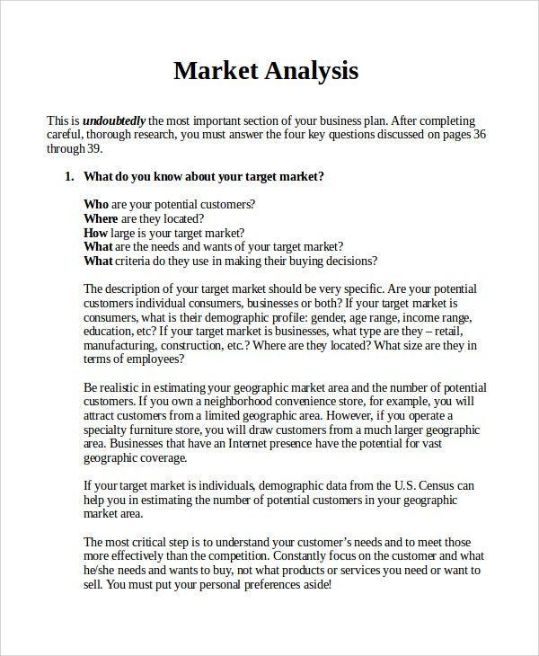 Analysis Report Template Word Data Analysis Report Templates 5 - data analysis template
