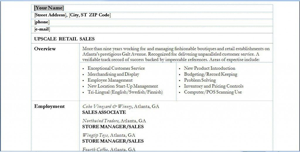 Resume Skill Sample How To Write A Resume Skills Section Resume - sample resume for retail sales associate