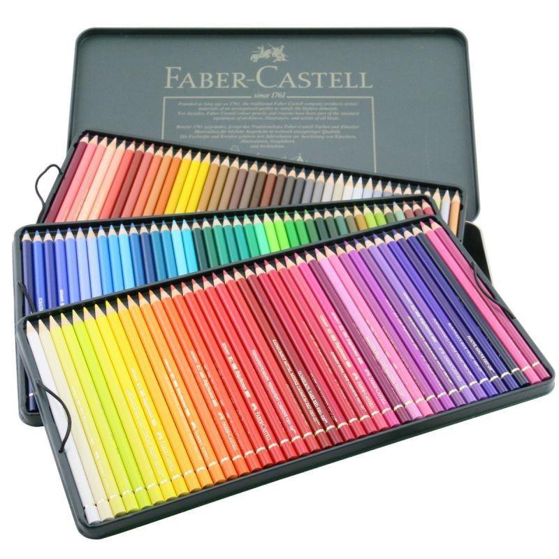 Faber Castell Polychromos 120 Open Art Pencil Set Faber Castell
