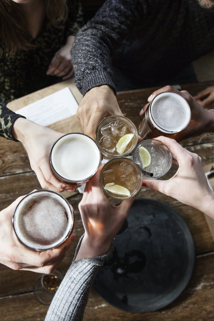 What Happened When I Gave Up Alcohol For a Month