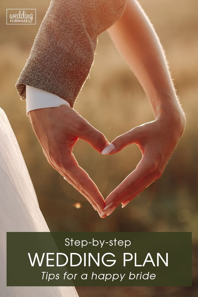 How To Plan A Wedding Step-by-Step: 20 Tips For A Happy Bride ♥ Looking for how to start planning a wedding? Wedding planning is not easy. Here we have the awesome guide on how to plan a wedding in curren tyear! #wedding #bride #weddingforward #howtoplanawedding #weddingtips