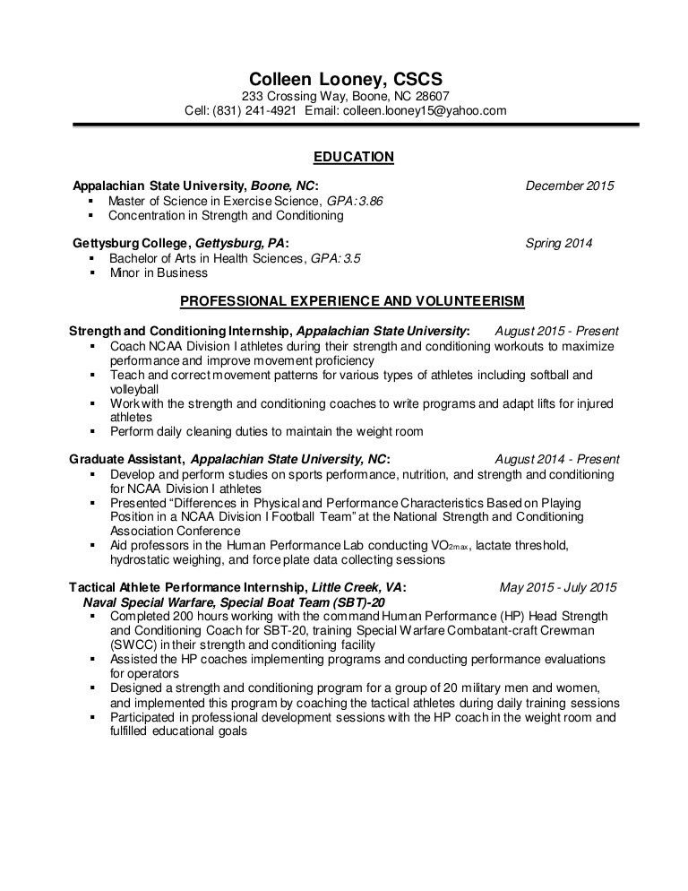 entry level project management resume