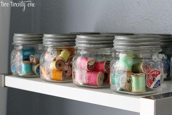 Organizing With Jars