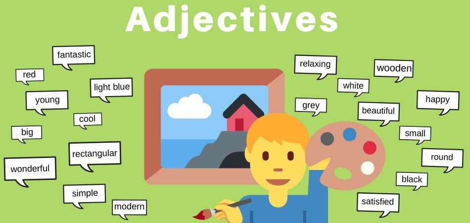 list of adjectives that start with