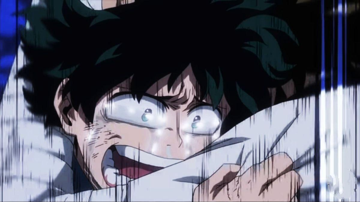 boku no hero Academia season 3 episode 12