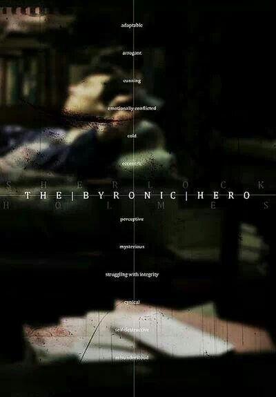 Characteristics of the byronic hero