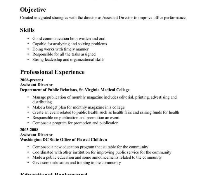 Examples Of Communication Skills For Resume Gallery Of Skill Set