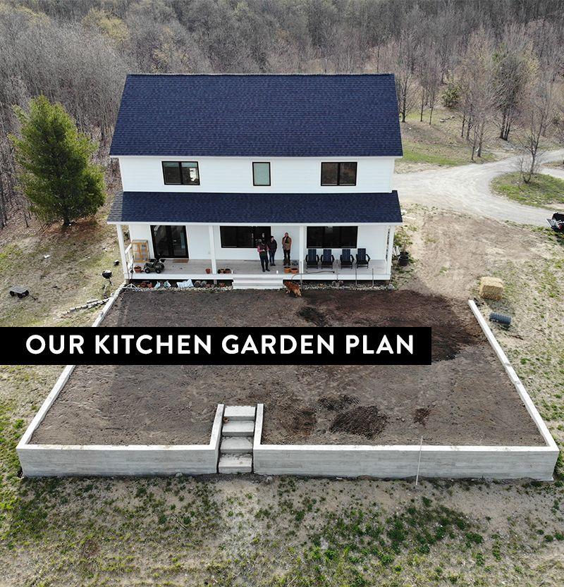 Our Kitchen Garden Plan   Fresh Exchange