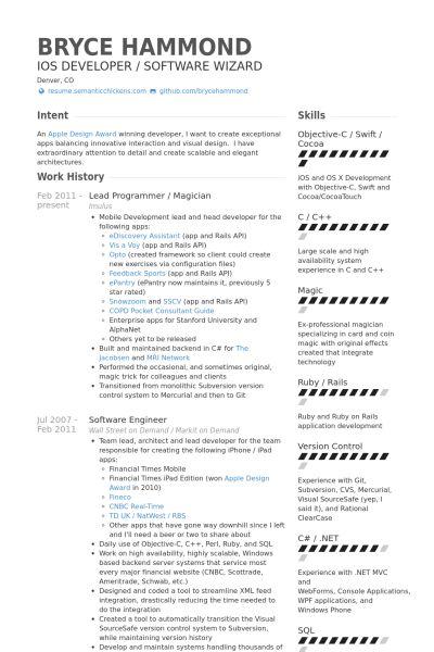... System Programmer Resume Computer Programmer Job Description    Programmer Resume ...