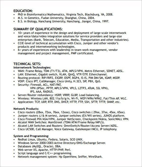 unix programmer sample resume node5312 cvresumehigh speedcloud - Unix Programmer Sample Resume