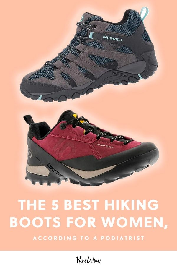 The 5 Best Hiking Boots for Women, According to a Podiatrist