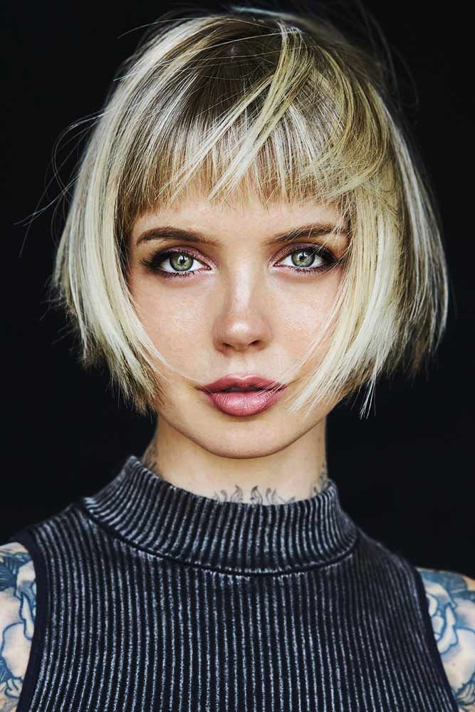 "Angular Blonde Bob With Straight Bangs <a class=""pintag"" href=""/explore/shorthair/"" title=""#shorthair explore Pinterest"">#shorthair</a> <a class=""pintag"" href=""/explore/bangs/"" title=""#bangs explore Pinterest"">#bangs</a> <a class=""pintag"" href=""/explore/bob/"" title=""#bob explore Pinterest"">#bob</a> ★ Are you ready to get captivated by the best ideas of short hair with bangs? Dive in our gallery to make your cut even better: curly pixie hairstyles for round faces, messy and edgy shoulder length bob ideas, medium curly cuts with bangs and layers are here to freshen up your style! ★ See more: <a href=""https://glaminati.com/short-hair-with-bangs/"" rel=""nofollow"" target=""_blank"">glaminati.com/…</a> <a class=""pintag"" href=""/explore/glaminati/"" title=""#glaminati explore Pinterest"">#glaminati</a> <a class=""pintag"" href=""/explore/lifestyle/"" title=""#lifestyle explore Pinterest"">#lifestyle</a><p><a href=""http://www.homeinteriordesign.org/2018/02/short-guide-to-interior-decoration.html"">Short guide to interior decoration</a></p>"