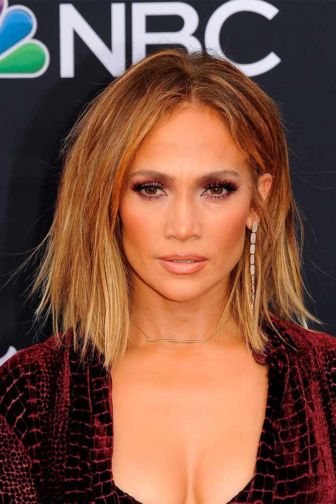 Shaggy Layered Blonde Bob #shaggybobhairstyle #bobhairstyles #jenniferlopez ★ Shoulder length haircuts allow for many styling and coloring options. And if you would like to revive your shoulder length tresses without sacrificing the length, see our photo gallery with cool and popular looks for your medium hair. Believe us, you will not regret stopping by. #glaminati #lifestyle #shoulderlengthhaircuts