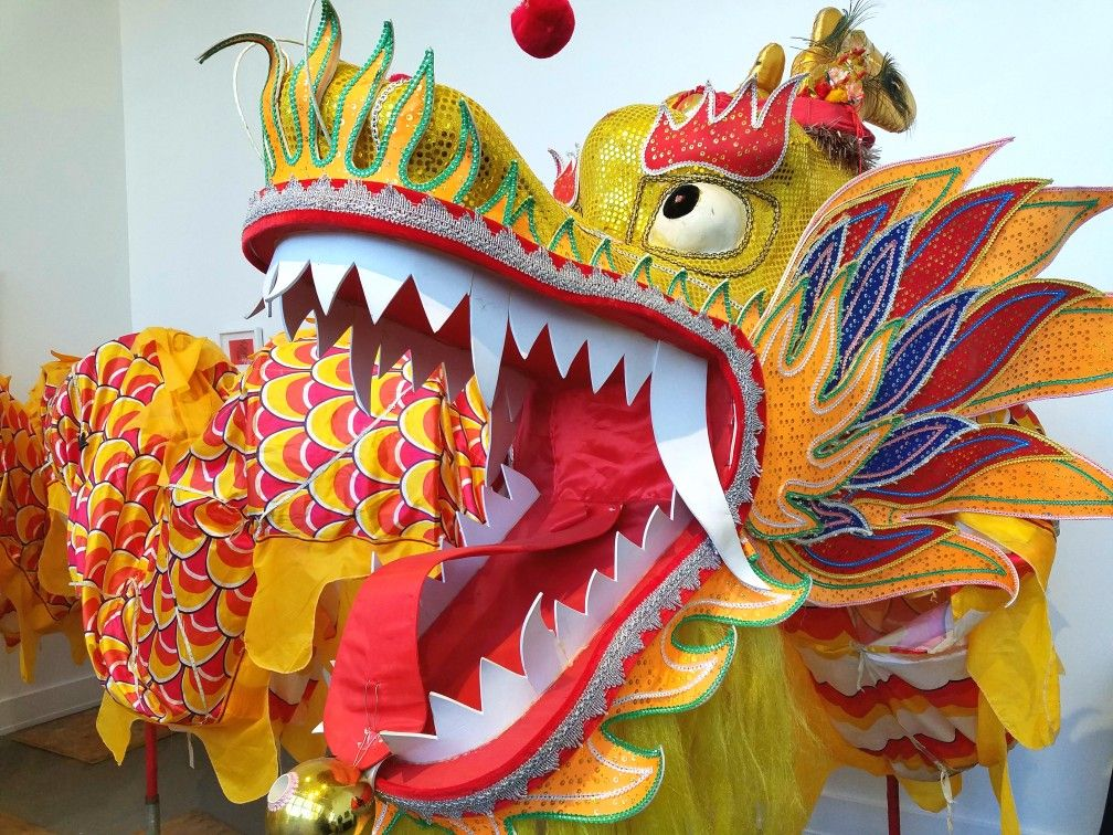 Chinese Lunar New Year Dragon Sculpture Photography By Sherrie Thai Of Shaireproductions Com Dragon Art Cool Art Art Pieces