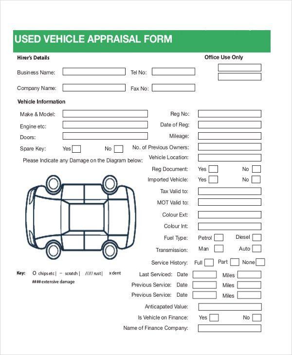 Appraisal Document Template  EnvResumeCloud