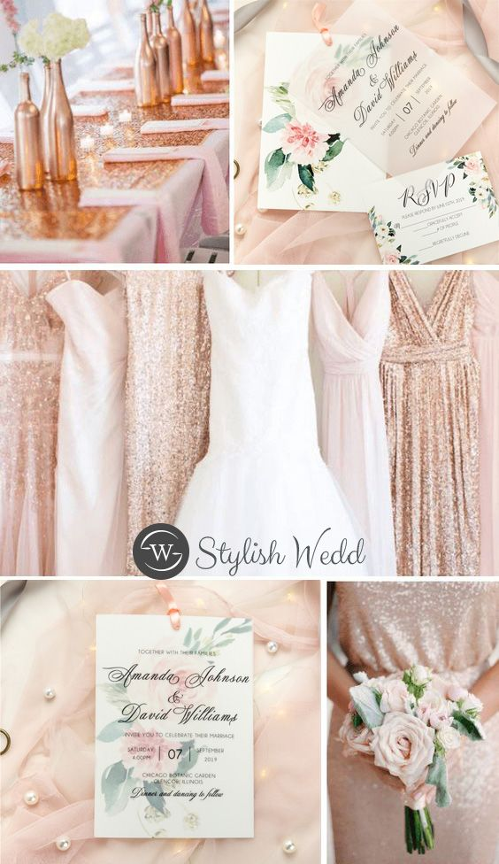 romantic pink floral layered wedding invitations#wedding#weddinginvitations#stylishwedd#stylishweddinvitations
