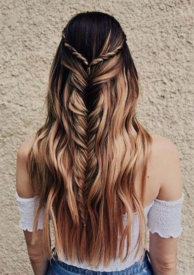 "If you are looking for best styles of braids or wedding hairstyles to show off in 2018 then you must see here for modern trends of half up fishtail braids a long with brightest waves hair looks. This especial style is for all those ladies who like to sport modern style braids. <a class=""pintag"" href=""/explore/braids/"" title=""#braids explore Pinterest"">#braids</a><p><a href=""http://www.homeinteriordesign.org/2018/02/short-guide-to-interior-decoration.html"">Short guide to interior decoration</a></p>"