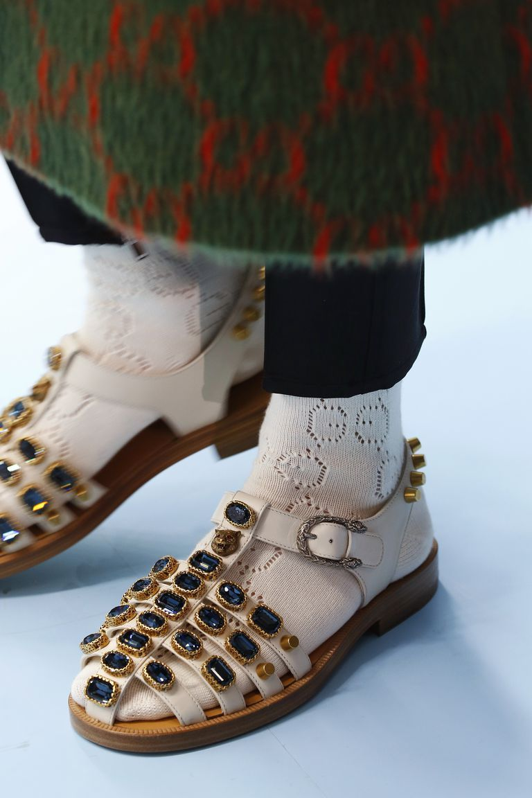 The Best Shoes From Milan Fashion Week Fall 2018