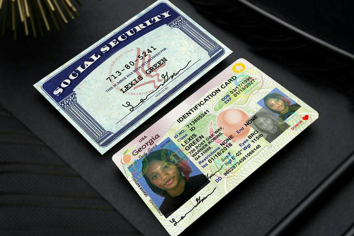 Pin by Elizabeth Willis on Drivers license Id card