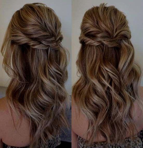 Bridesmaid Hair Bun Ideas