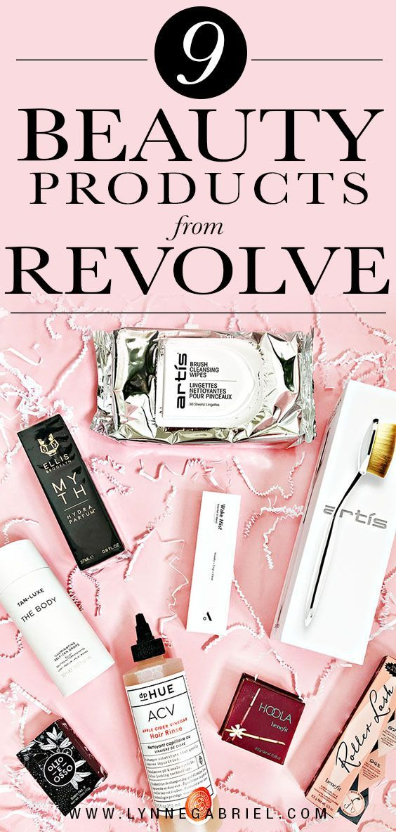 Do you know that Revolve also carries #beautyproducts? On this post, I'm sharing some beauty products from Revolve Beauty that you will go crazy over! #beautyfinds #beautytips