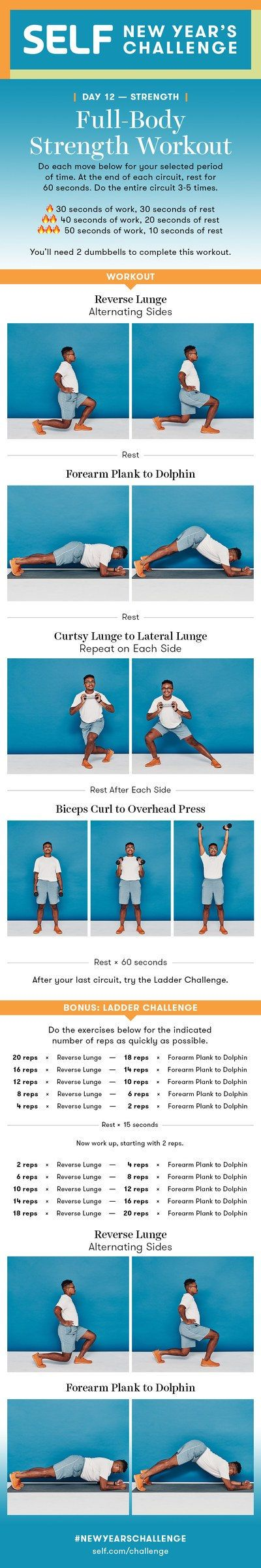 30-Minute Lower-Body Strength Workout