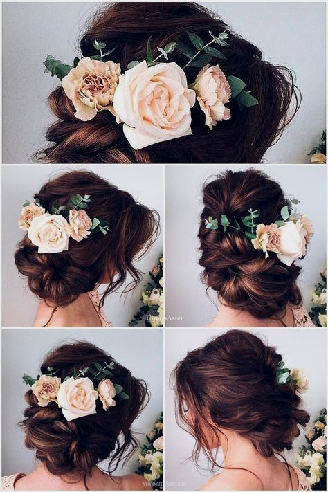 Bridesmaids Hairstyles Winter Ideas