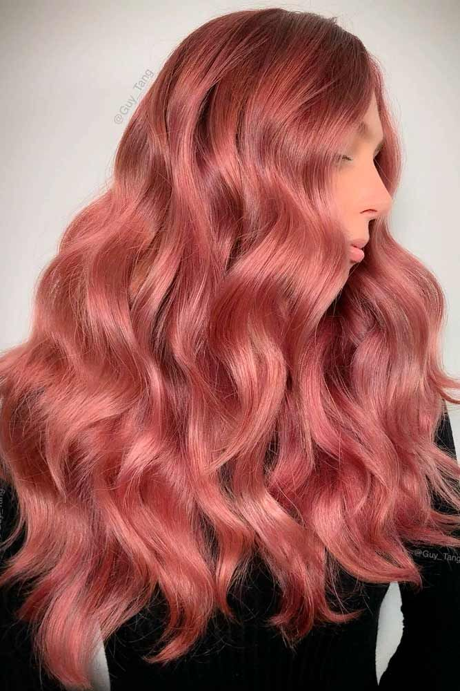"""Peachy Shades Of Long Rose Gold Hair <a class=""""pintag"""" href=""""/explore/longhair/"""" title=""""#longhair explore Pinterest"""">#longhair</a> <a class=""""pintag"""" href=""""/explore/wavyhairstyles/"""" title=""""#wavyhairstyles explore Pinterest"""">#wavyhairstyles</a> ★ Creative color hair ideas for brunette, blonde, brown, copper haired girls.  ★ See more: <a href=""""https://glaminati.com/rose-gold-hair/"""" rel=""""nofollow"""" target=""""_blank"""">glaminati.com/…</a> <a class=""""pintag"""" href=""""/explore/glaminati/"""" title=""""#glaminati explore Pinterest"""">#glaminati</a> <a class=""""pintag"""" href=""""/explore/lifestyle/"""" title=""""#lifestyle explore Pinterest"""">#lifestyle</a><p><a href=""""http://www.homeinteriordesign.org/2018/02/short-guide-to-interior-decoration.html"""">Short guide to interior decoration</a></p>"""