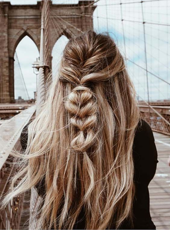 58 Absolutely Perfect Braids for Summer Season 2018. Looking for best hairstyles to wear in summer season 2018? We've rounded up the most amazing looks of braids for all the cute and bold ladies to wear in summer 2018. In summer you also have to go on vac