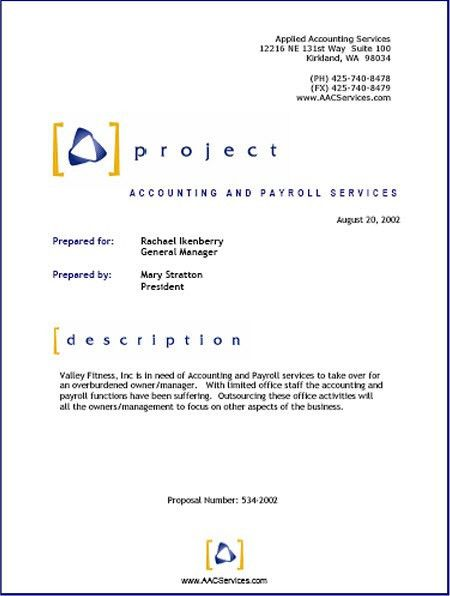 Professional Project Proposal Sample Professional Proposal 6 - professional proposal template